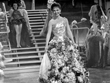 Helen Morgan Story Woman in Floral Dress Photo by  Movie Star News