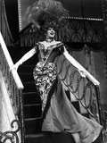 Ethel Merman Posed in Long Dress Photo by  Movie Star News