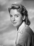Deborah Kerr on a Silk Top Photo by  Movie Star News