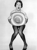 Carol Burnett Posed in Classic Photo by  Movie Star News