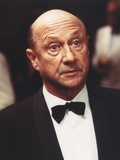 Donald Pleasance in Tuxedo Close Up Portrait Photo by  Movie Star News
