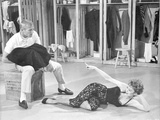 Damn Yankees Movie Picture in Black and White Photo by  Movie Star News