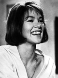 Glenda Jackson smiling Classic Portrait Photo by  Movie Star News