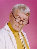 David Wayne Portrait in White Coat Photo by  Movie Star News