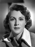Frances Dee with Marcel Hairstyle Photo by  Movie Star News