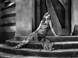 Dolores Costello Seated in Classic Photo by  Movie Star News