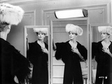 Deborah Kerr posed on Three Mirrors Photo by  Movie Star News