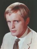 David McCallum in Tuxedo Portrait Photo by  Movie Star News
