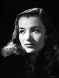 Ella Raines Portrait Photo by  Movie Star News