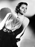 Dorothy McGuire on a Long Sleeve Polo posed Photo by  Movie Star News