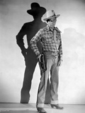 Bruce Cabot standing in Classic Portrait Photo by  Movie Star News