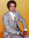 Greg Morris Posed in Tuxedo Photo by  Movie Star News