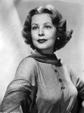 Classic Portrait of Arlene Dahl with Mole on Right Cheek Photo by  Movie Star News
