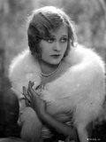 Dolores Costello Portrait in Classic Photo by  Movie Star News