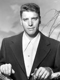 Burt Lancaster in Black Tuxedo Photo by  Movie Star News