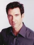 Dylan McDermott Portrait in Black Polo Photo by  Movie Star News