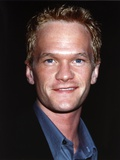 Doogie Howser Black Background Close Up Portrait Photo by  Movie Star News