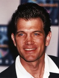 Chris Isaak Close Up Portrait in Black Coat with White Collar Photo by  Movie Star News