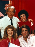 Cheers Cast Posed Together in Portrait Photo by  Movie Star News