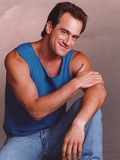 Christopher Meloni Posed in Tank top Portrait Photo by  Movie Star News
