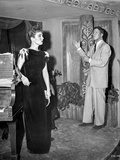 Helen Morgan Story Woman in Black Dress and Man With Formal Suit Photo by  Movie Star News