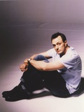 Hank Azaria Seated on Floor Photo by  Movie Star News