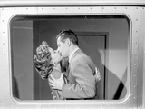 Human Desire Man in Suit Kissing the Lady Photo by  Movie Star News