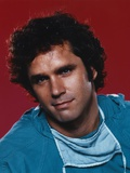 Gregory Harrison Curly Hairdo Close Up Portrait Photo by  Movie Star News