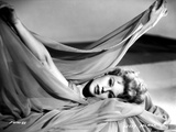 Betsy Palmer Lying in Classic Photo by  Movie Star News