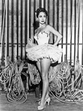 Elizabeth Taylor Posed in Ballet Outfit Classic Portrait Photo by  Movie Star News