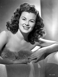 Barbara Hale on Furry Tube sitting Portrait Photo by  Movie Star News