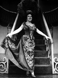 Ethel Merman standing in Long Dress Photo by  Movie Star News