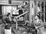 Damsel In Distress with Gracie Allen in Black and White Photo by  Movie Star News