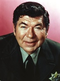 Claude Akins in Black Suit Photo by  Movie Star News