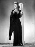 Francis Langford Black Dress standing and posed Photo by  Movie Star News