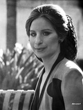 Classic Portrait of Barbra Streisand smiling In A Portrait Photo by  Movie Star News