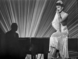 Helen Morgan Story Woman sitting on Piano While singing Photo by  Movie Star News