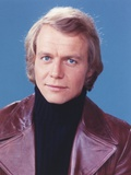 David Soul Posed in Leather Jacket Close-up Portrait Photo by  Movie Star News