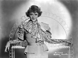 Billie Burke Posed in Classic Photo by  Movie Star News