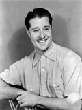 Don Ameche Posed in Polo Photo by  Movie Star News