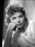 Dorothy McGuire Leaning Face on Hand Pose Photo by  Movie Star News