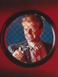 David Rasche With Pistol Portrait Photo by  Movie Star News