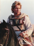 Colin Farrell Riding Horse in Warrior Outfit Portrait Photo by  Movie Star News