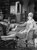 Betty Compson Seated in Classic Photo by  Movie Star News
