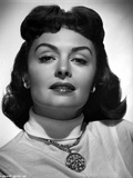 Donna Reed Portrait in Classic Photo by  Movie Star News