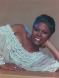Dionne Warwick Portrait in Lingerie Photo by  Movie Star News