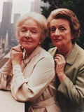 Helen Hayes Two Old Ladies in Long Sleeve Blouse Photo by  Movie Star News