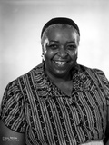 Ethel Waters Portrait in Stripes Blouse Photo by  Movie Star News