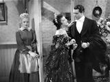 Frances Farmer on a Maid Attire Photo by  Movie Star News