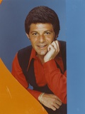 Frankie Avalon Posed in Red Photo by  Movie Star News